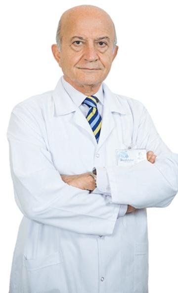 Профессор Адиль Байкан