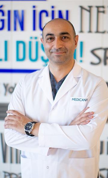 Доктор Али Озгур Каракаш