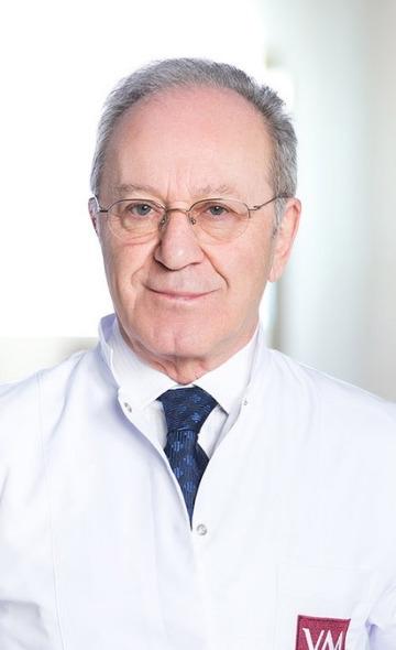 Профессор Мехмет Реха Толун