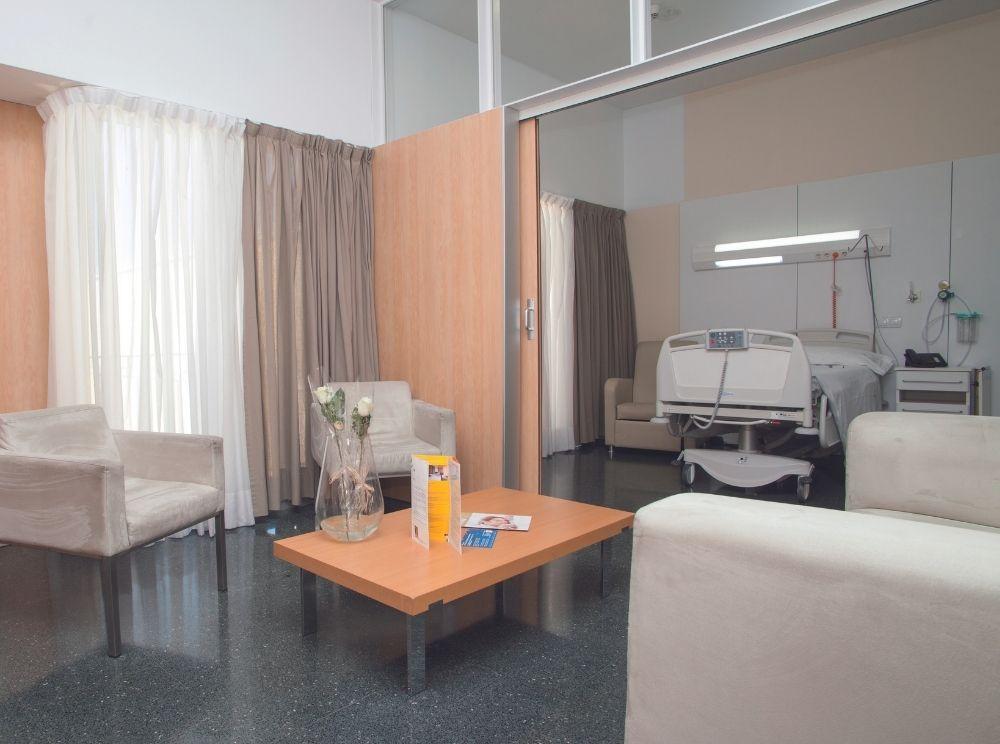 Больница Кирон в Мадриде