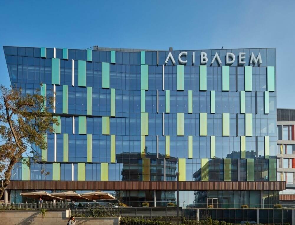 Больница Аджибадем Алтунизаде