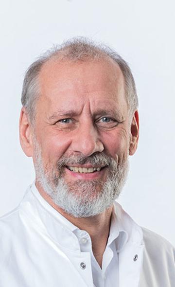 Профессор Бернд Боджар