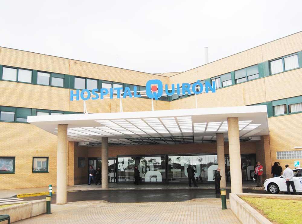 Больница Кирон в Торревьехе
