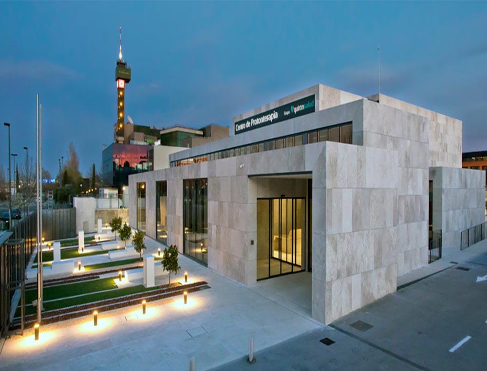 Центр протонной терапии Кирон Салюд