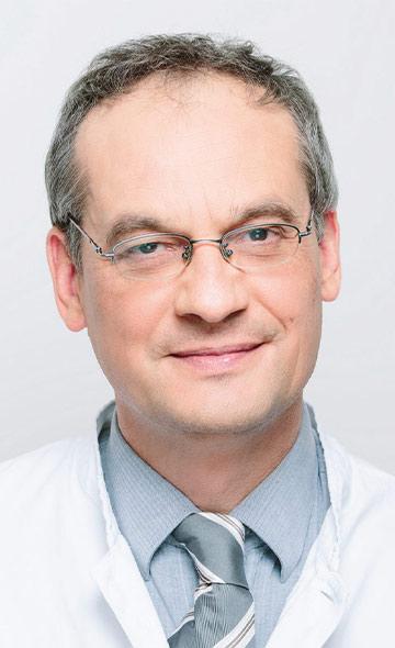Профессор Экхарт Кемпген