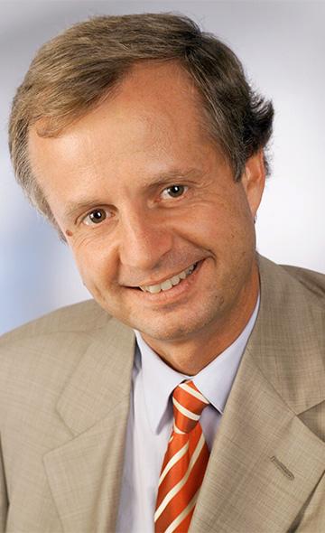 Профессор Йоханнес Драх