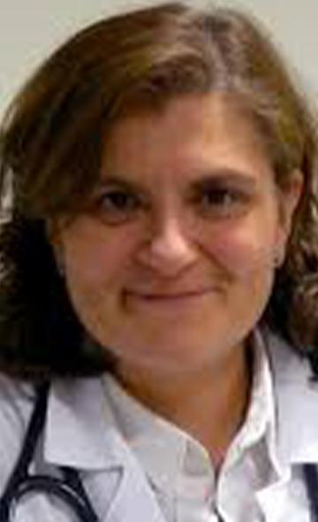 Профессор Кармен Мартинес Чаморро