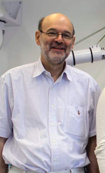 Профессор Майкл Бухфельдер