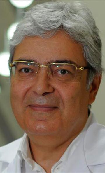 Профессор Мехмет Салих Билал