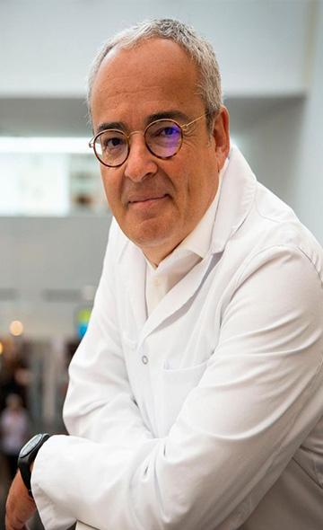 Доктор Мигель Анхель Лопес Костеа