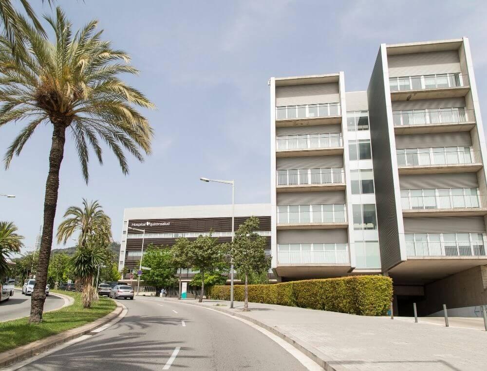 Клиника Кирон Салюд Барселона