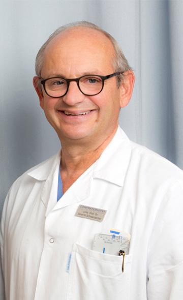 Доктор Северин Шварцахер