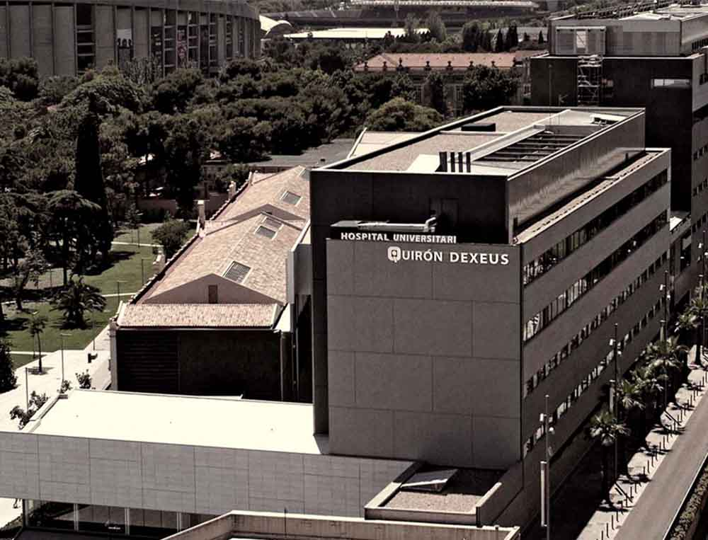 Университетская клиника Кирон Дешеус