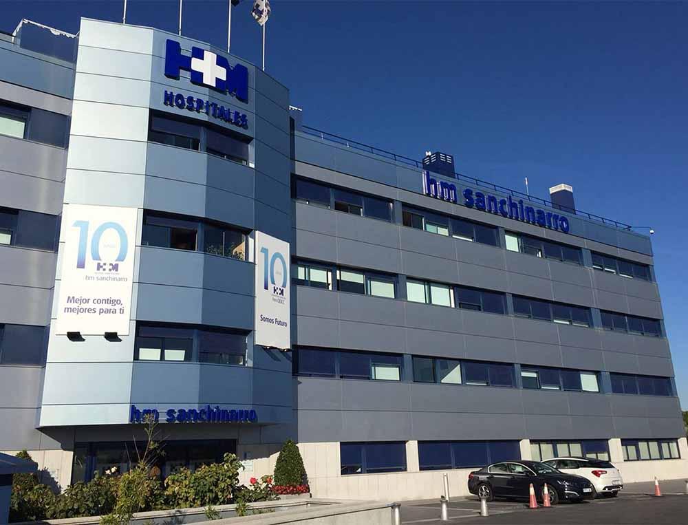 Клиника HM Мадрид