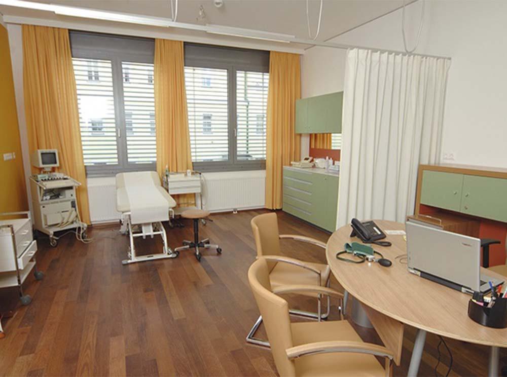 Частная клиника Дёблинг
