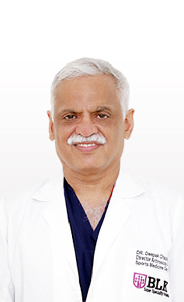 Доктор Дипак Чаудхари