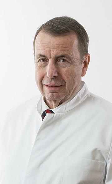 Профессор Хорст Гласнер