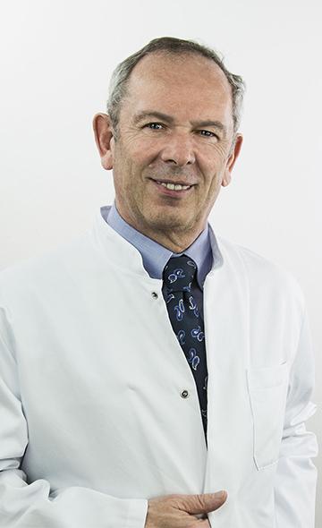 Профессор Йорг Шольц