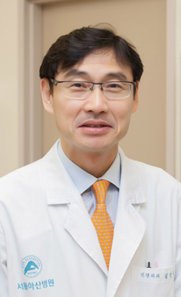 Профессор Ким Чон Хун