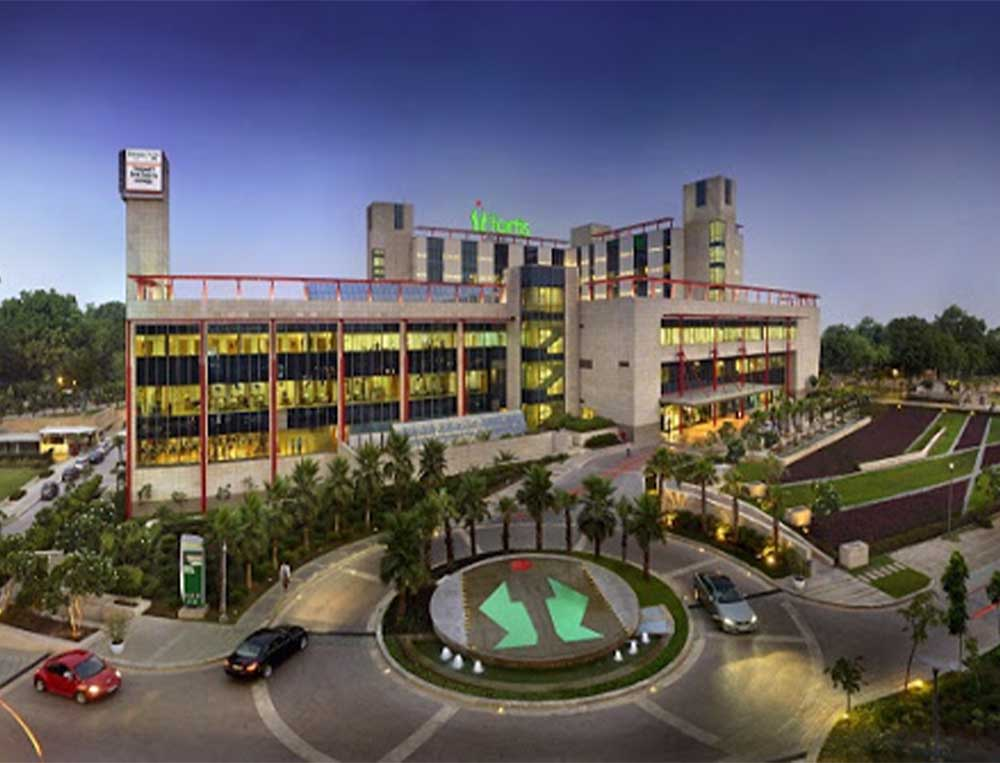 Клиника Фортис в Гуаргоне