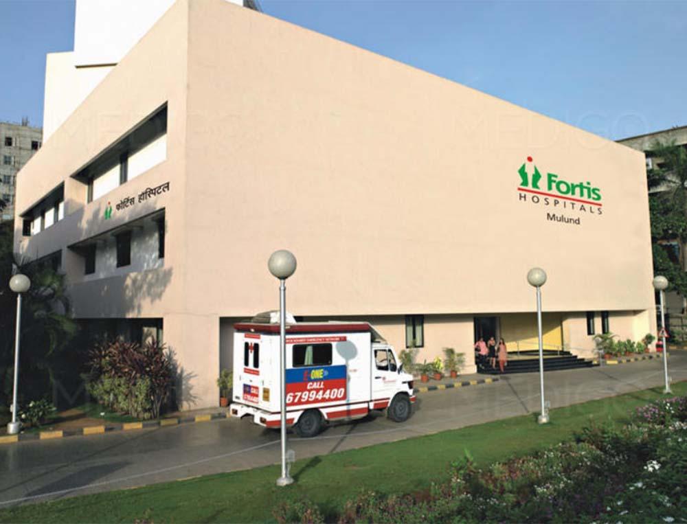 Клиника Фортис в Мумбаи