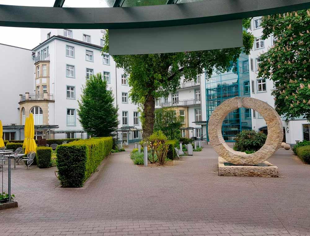 Клиника Заксенхаузен