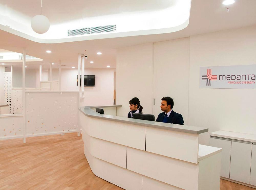 Клиника Меданта