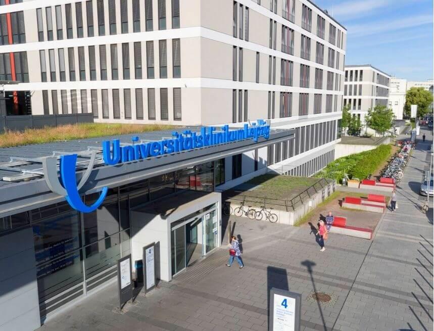 Медицинский центр Лейпцигского университета