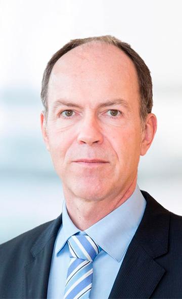 Профессор Андреас Бёнинг