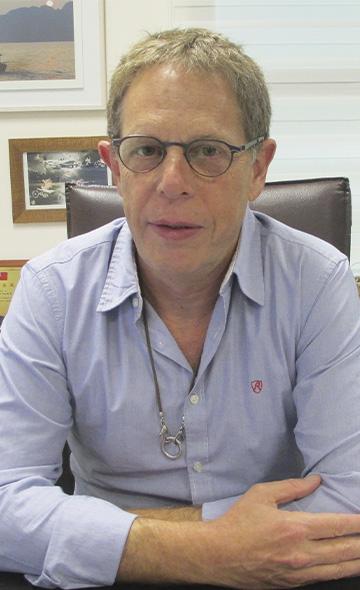 Профессор Цви Рам
