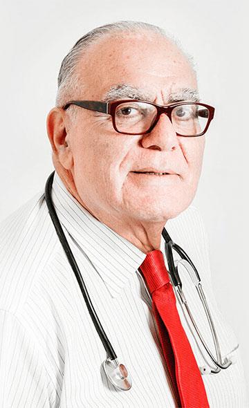 Профессор Инбар Моше