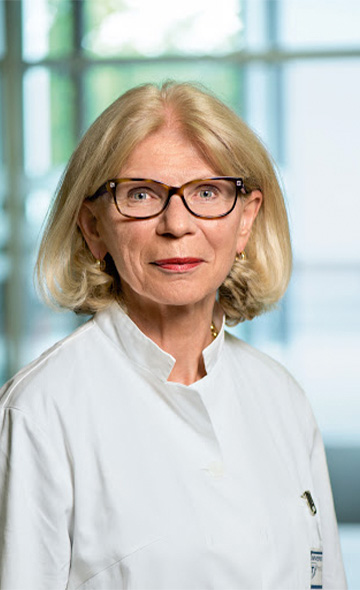 Профессор Рита Энгенхарт-Кабиллик