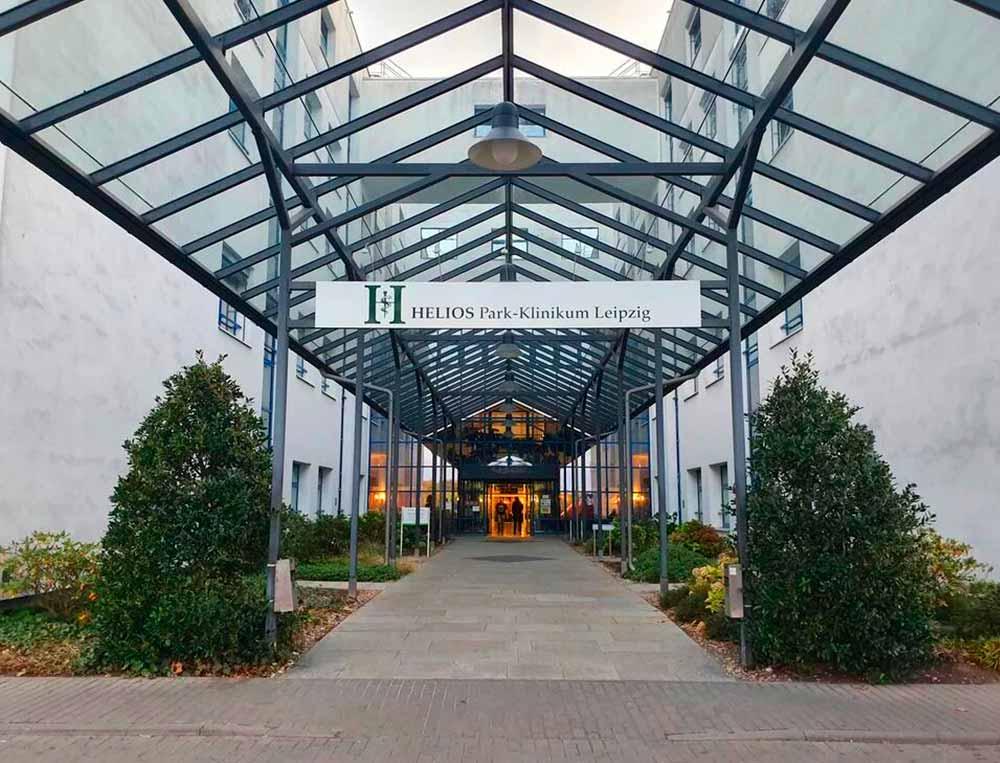 Университетская клиника Хелиос Парк