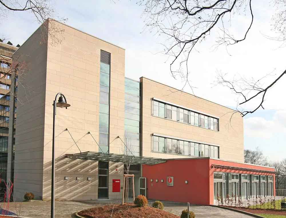 Университетская клиника Золинген