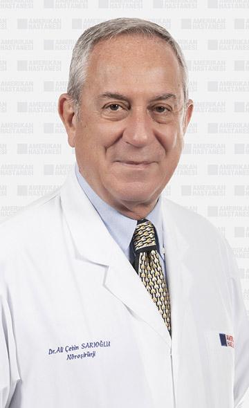 Профессор Али Четин Сарыоглу