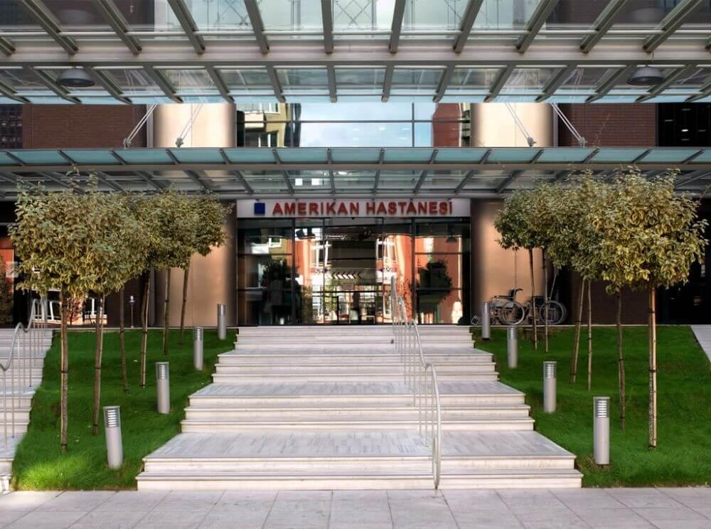 Американский госпиталь в Стамбуле