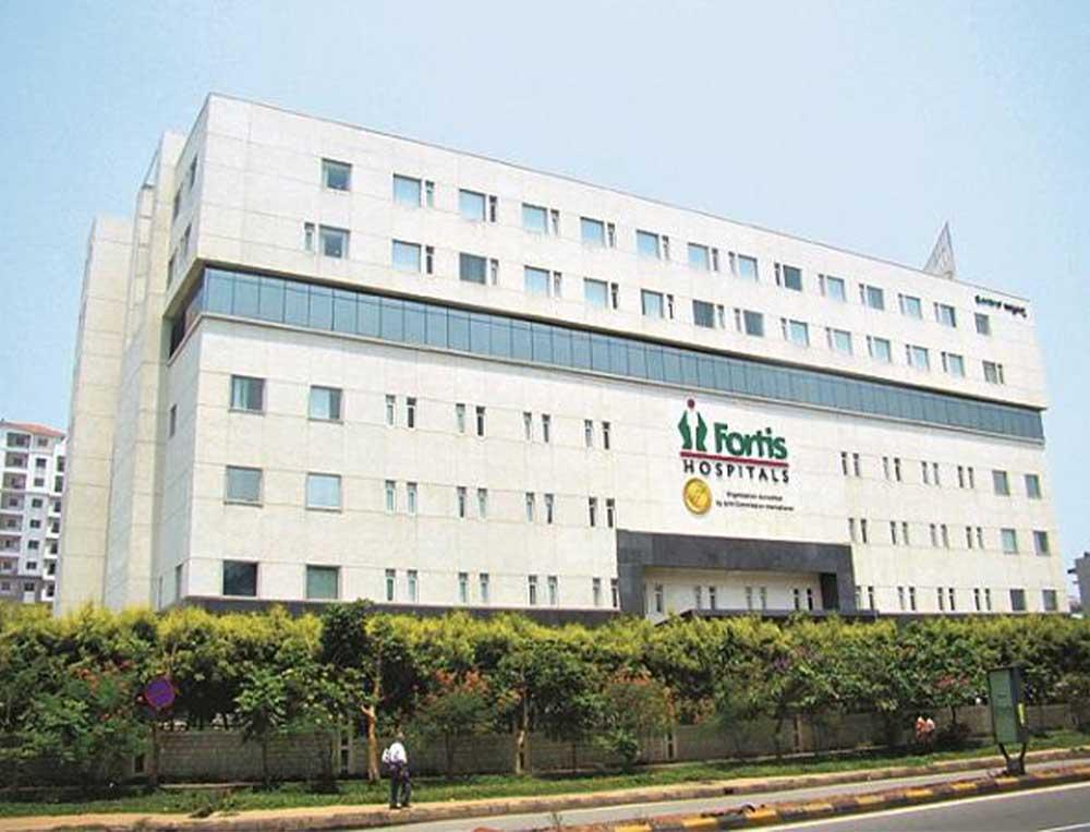 Клиники Фортис в Бангалоре