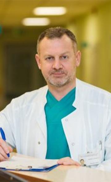 Доктор Нериюс Касялис