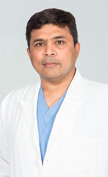 Доктор Санджив Рохатги