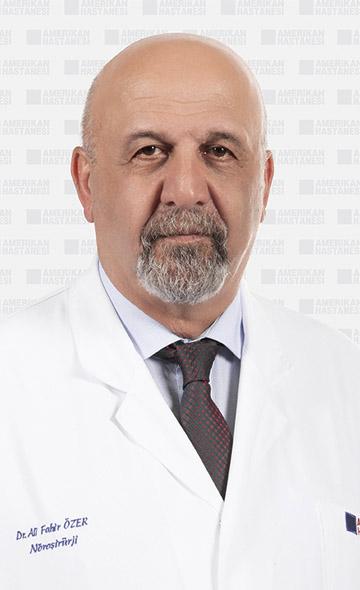 Профессор Али Фахир Озер