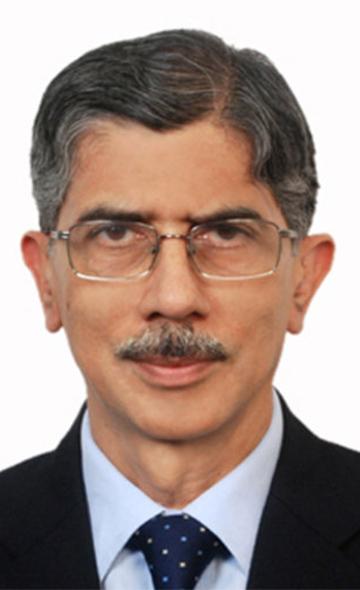 Профессор Кришна Субрамони Айер