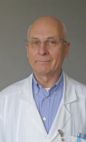 Профессор Нарунас Порваняцкас