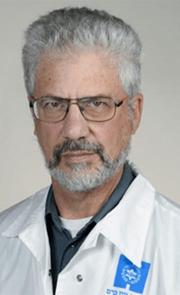 Профессор Тамир Бен-Гур