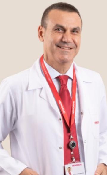 Профессор Абдулла Эрдоган