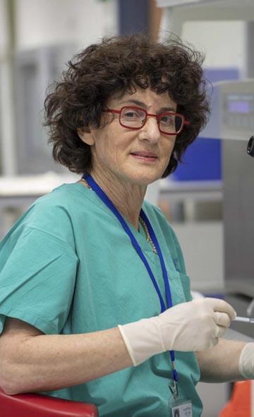 Доктор Талия Эльдар-Гева
