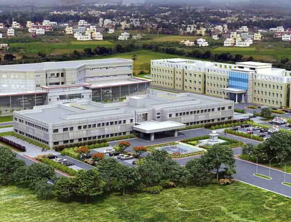 Клиника Глобал Хоспитал в Индии