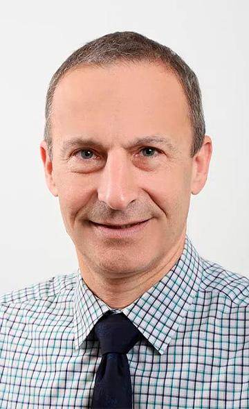 Профессор Гиль Болотин