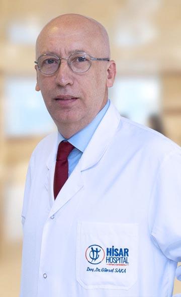 Профессор Гюрсель Сака