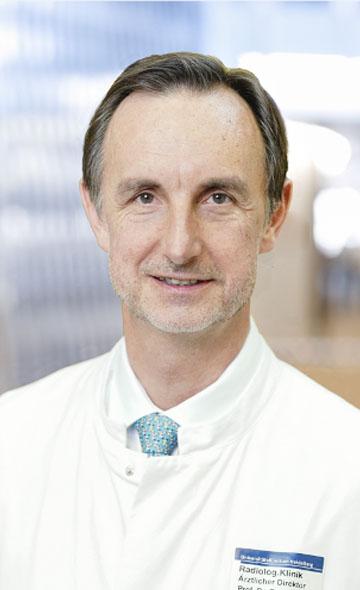 Профессор Юрген Дебус
