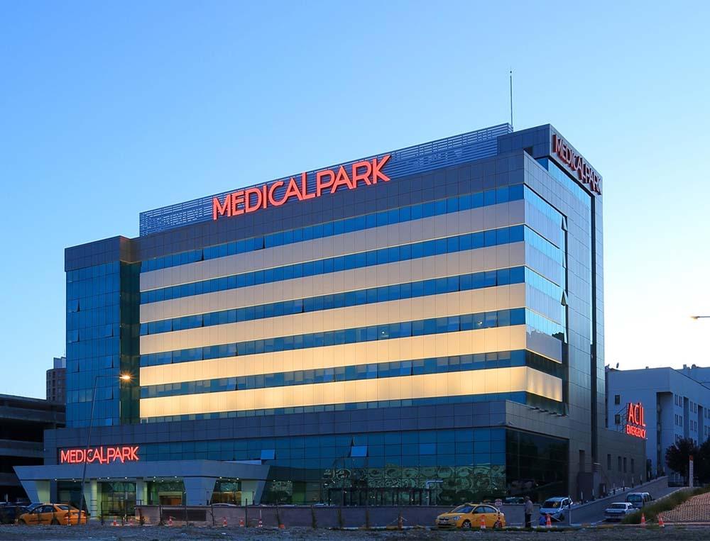 Клиника Медикал Парк Анкара